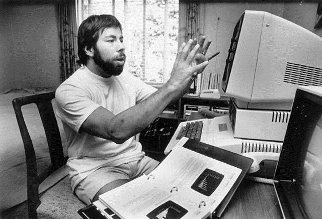 Jobs no sabia nada de computadoras