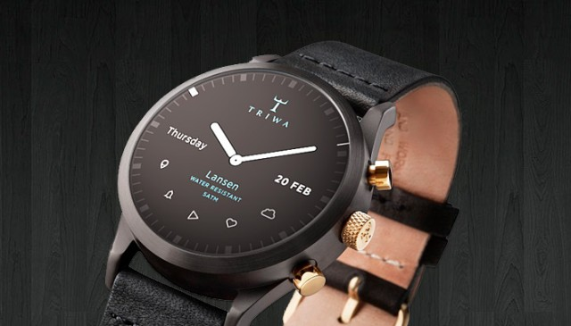 Concept pre Android Wear