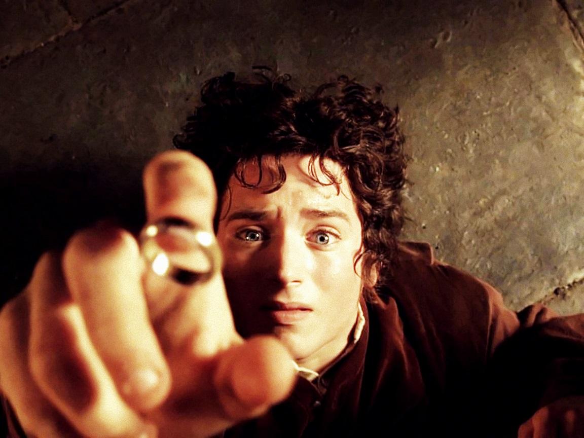 Frodo anillo