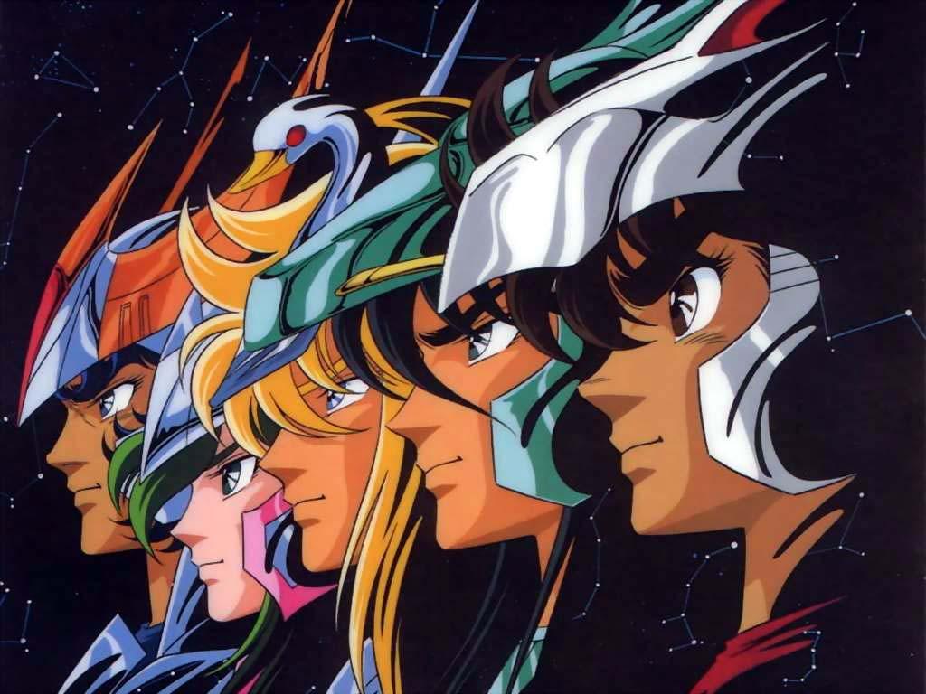 Los Caballeros del Zodiaco, famosos por sus armaduras hechas de galletita Oreo
