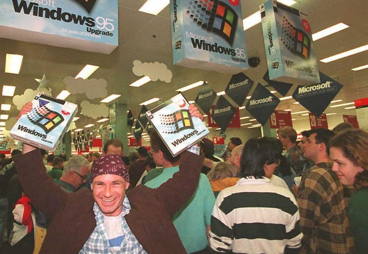 ¿Se acuerdan la locura de la salida los primeros iPhone? No fue nada comparado a ésto...