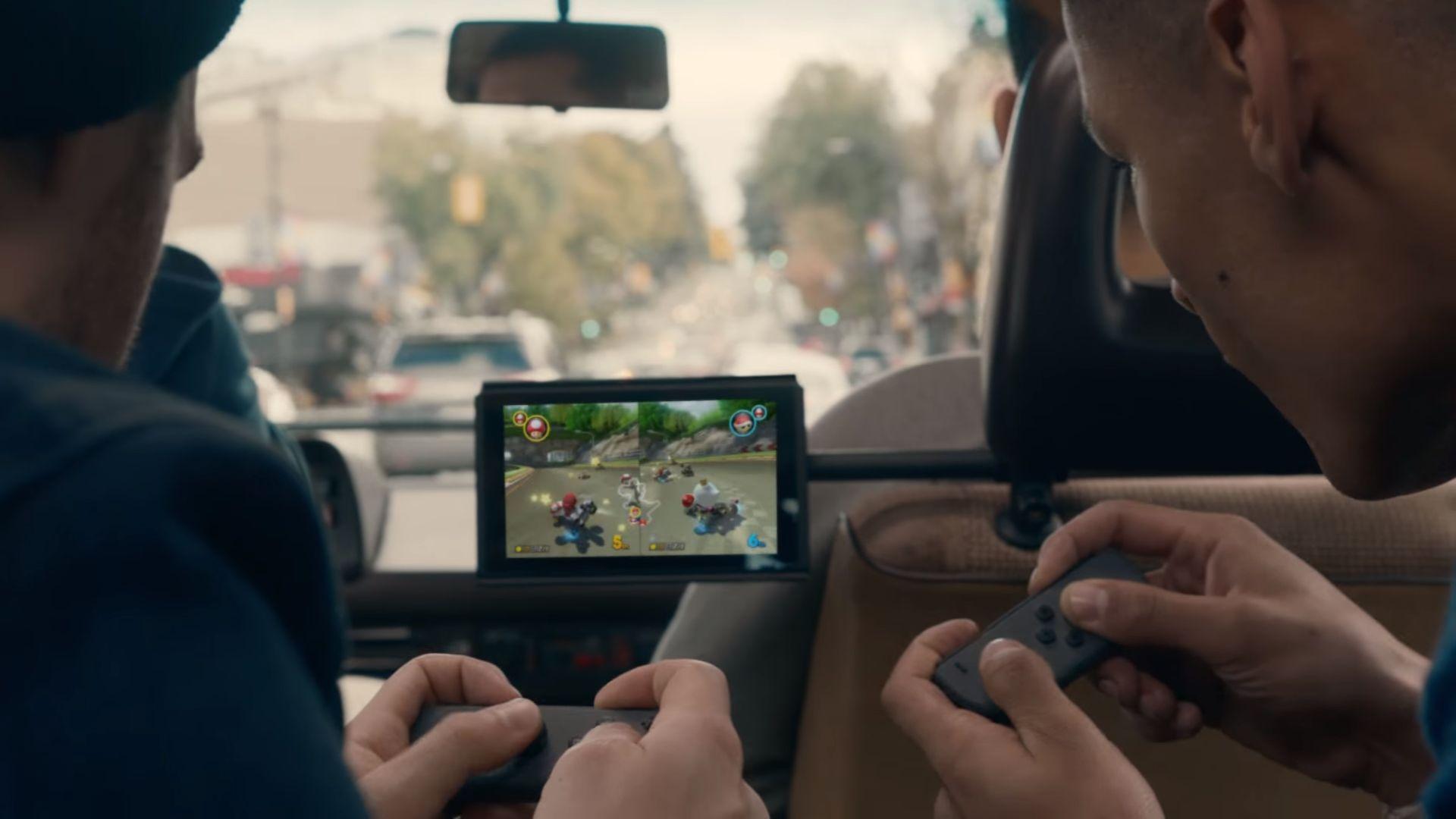 ¿La primer consola con un Gamepad que sirve para jugar de a 2?