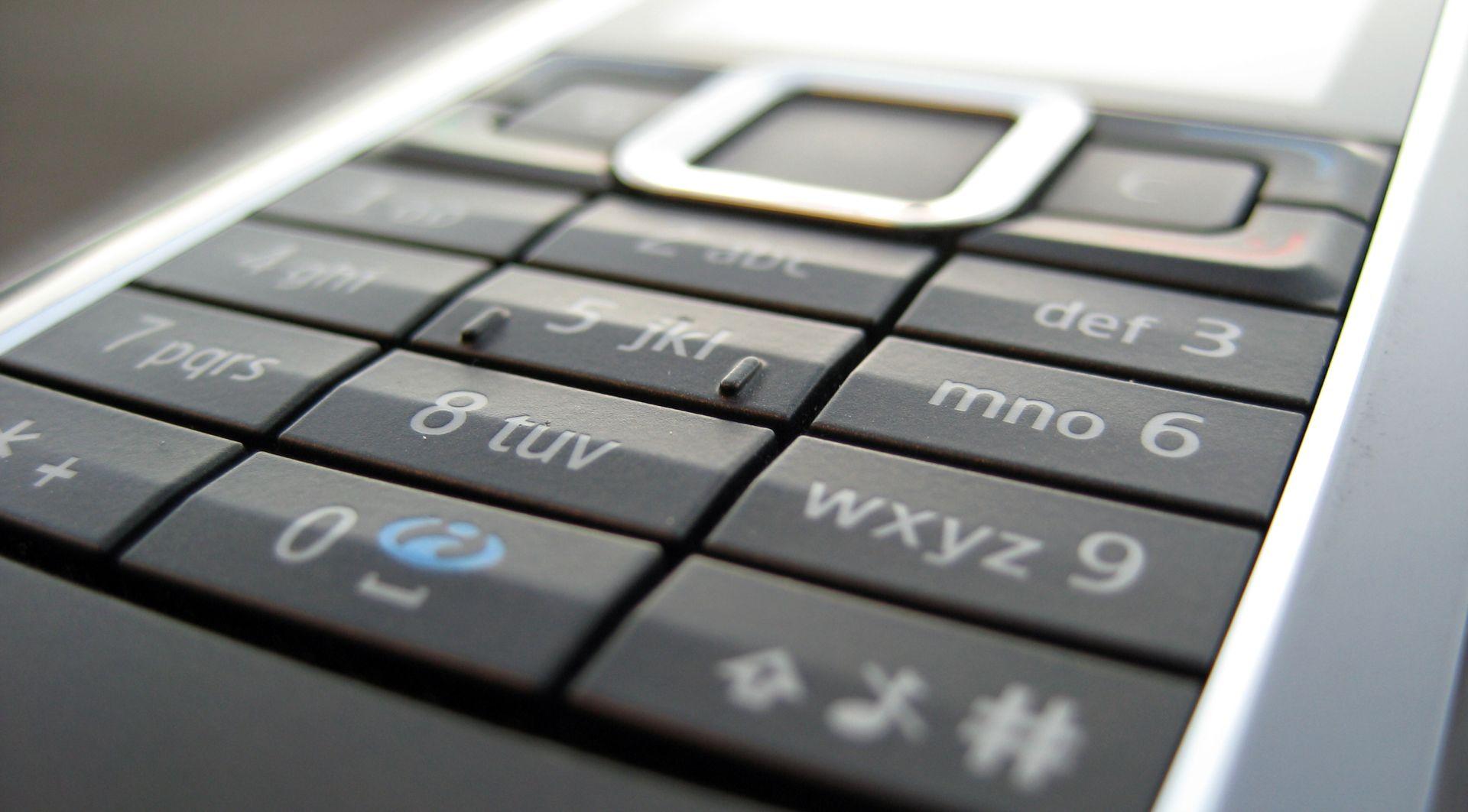 ¿Se acuerdan cuando tipear en este teclado nos resultaba normal?