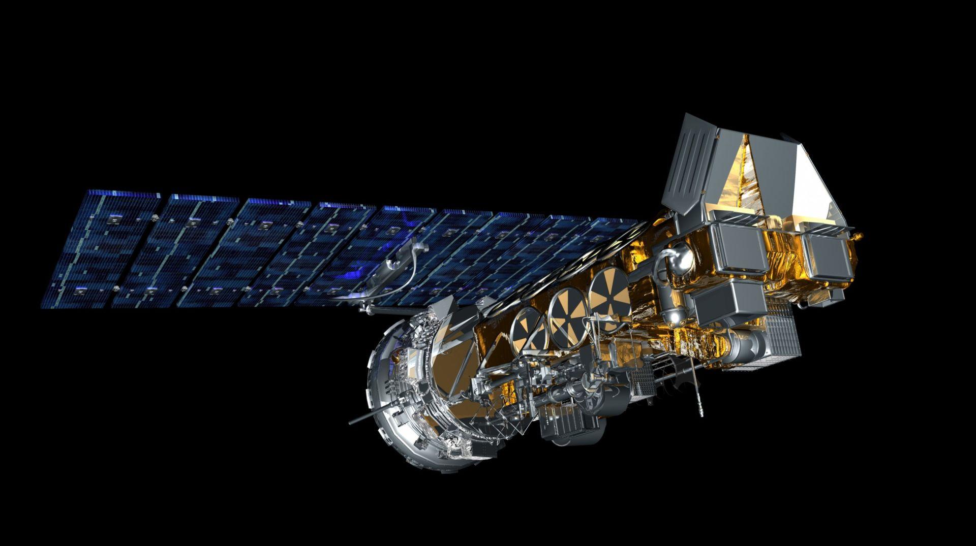 Hackeando satelites desde casa 1