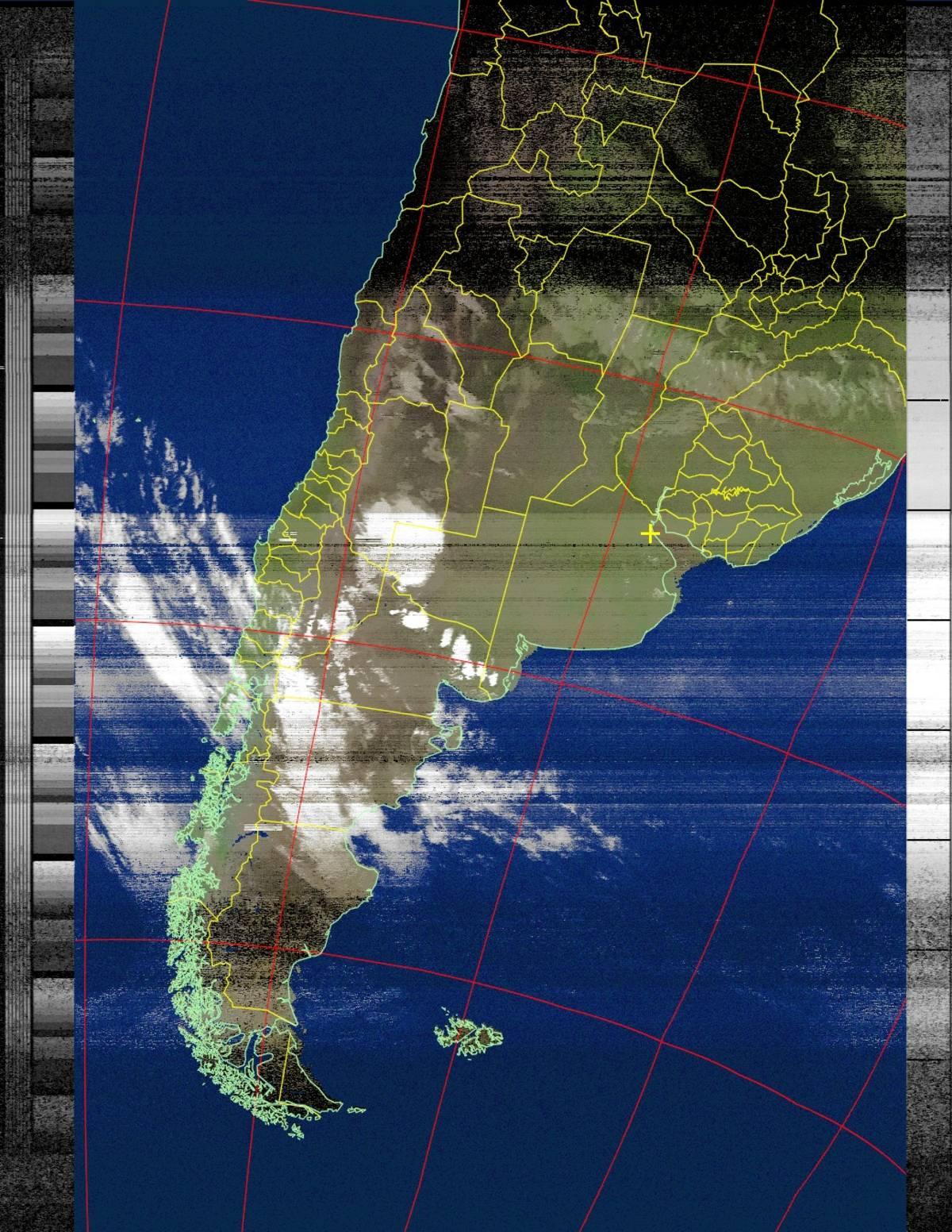 Hackeando satelites desde casa 13