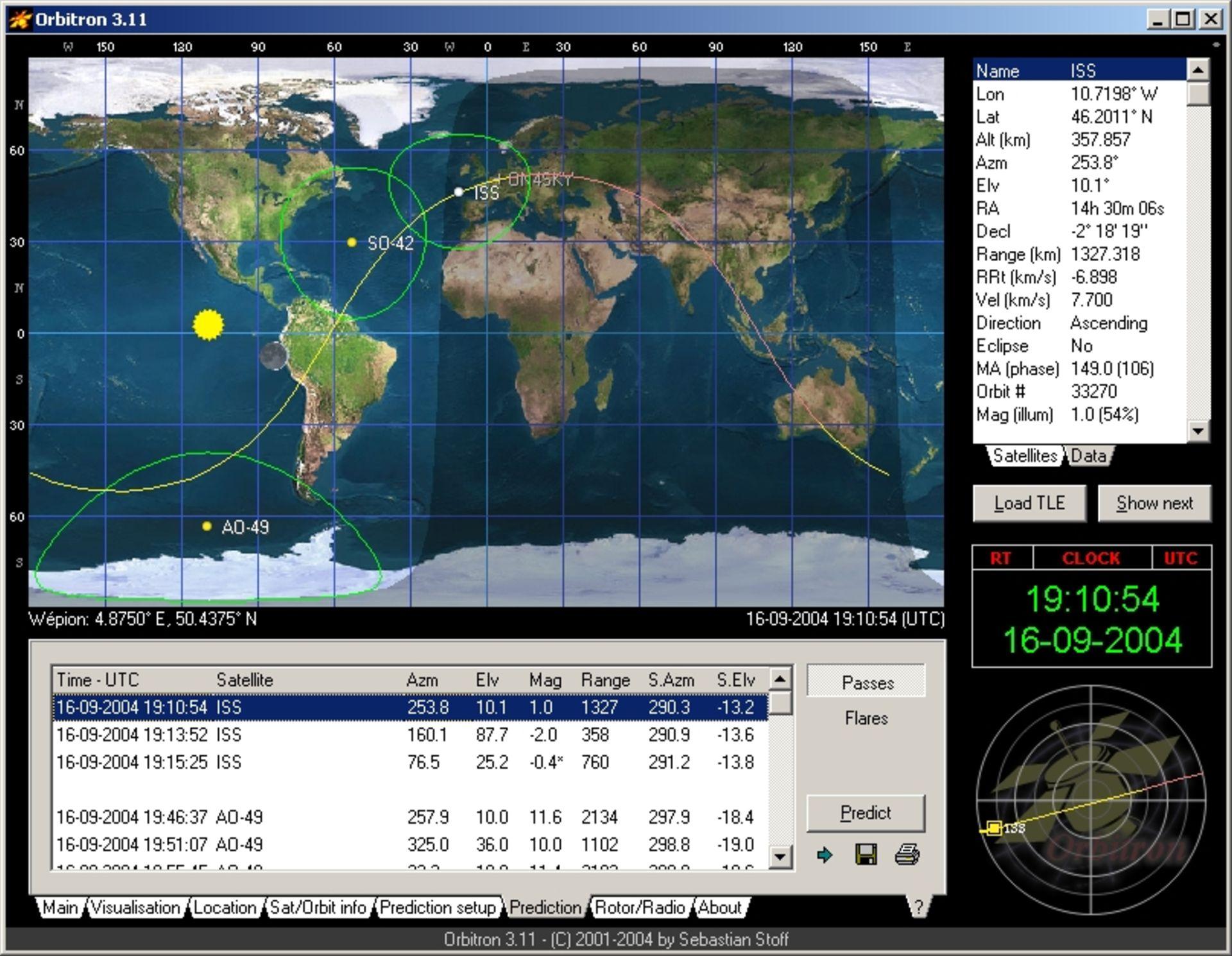 Hackeando satelites desde casa 2