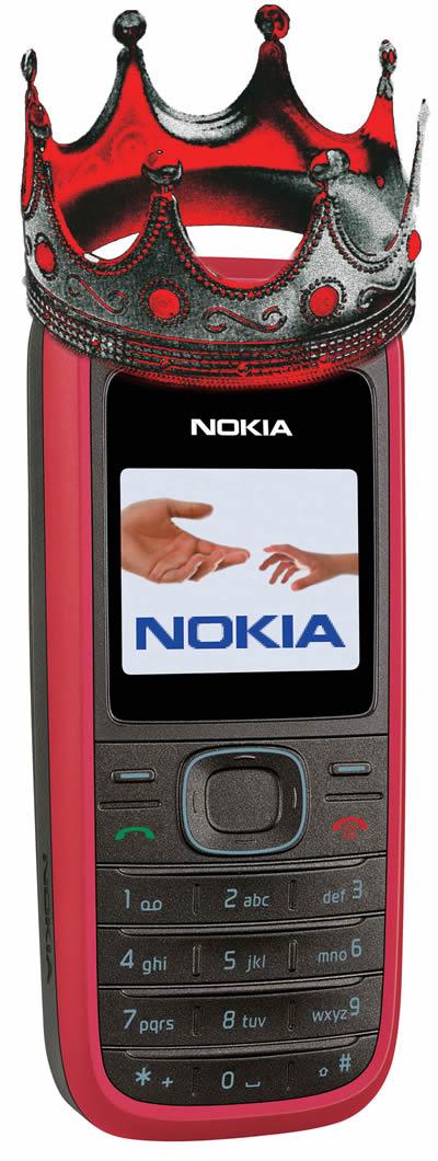 Nokia 1208 el celular mas vendido