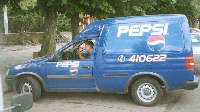Pepsi versus Coca