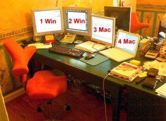 Varias PC's con un solo mouse con Sinergy