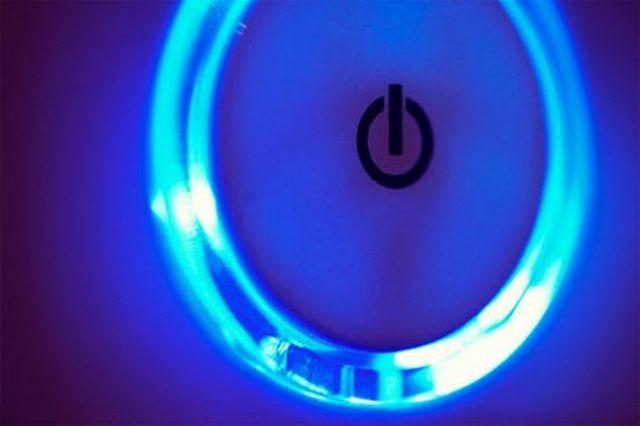 Botón power