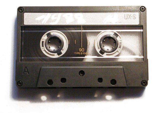 Cassete de audio