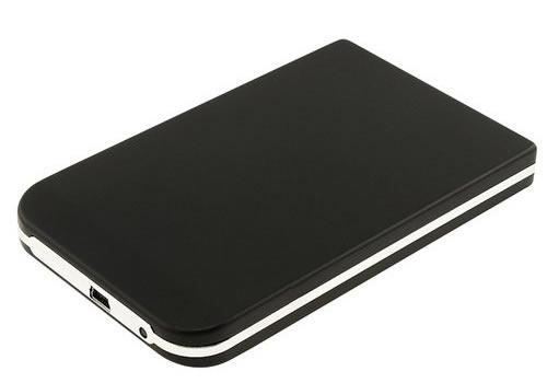 Cofre USB para discos SATA
