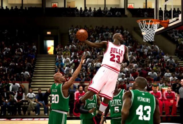 Michael Jordan - La leyenda