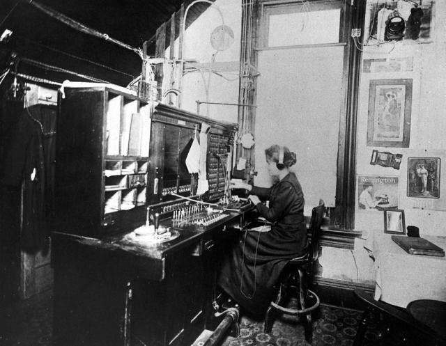 Operadora telefonica