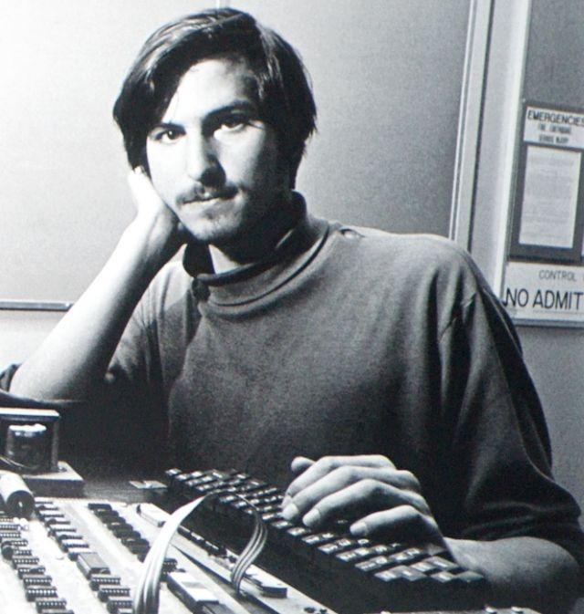 Steve Jobs Joven