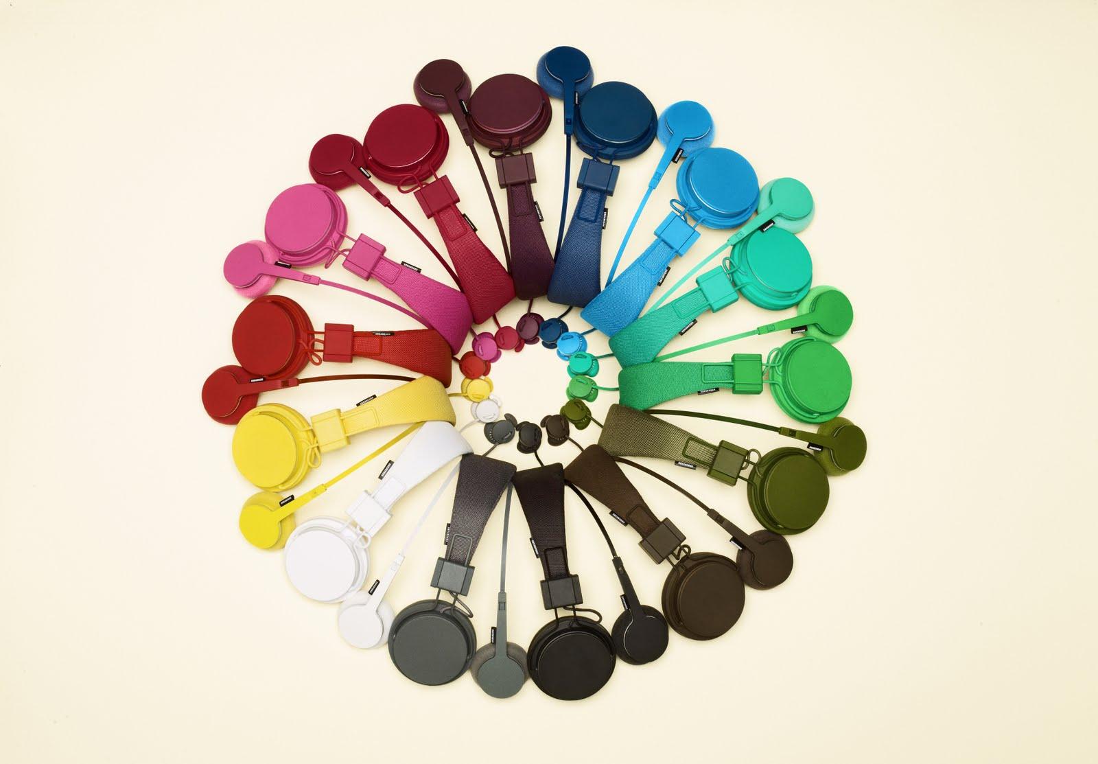 Increíble la variedad de colores.