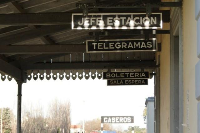 Estación de trenes