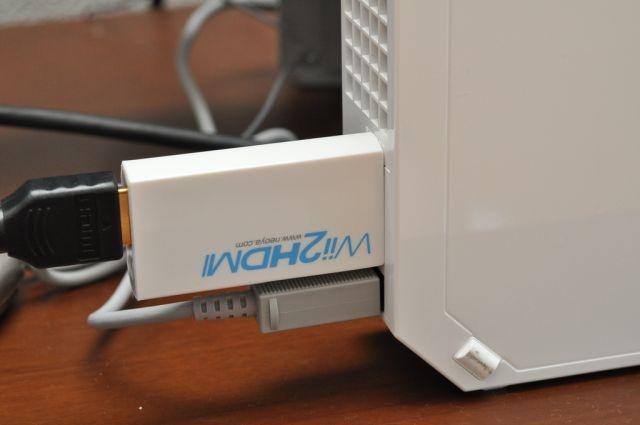 Wii 2 HDMI