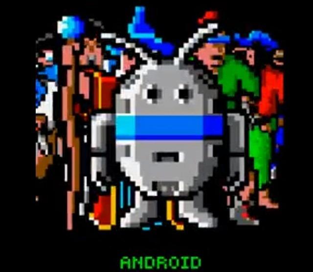 El abuelo de Android