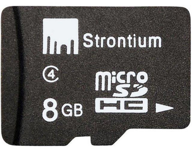 Memoria Micro SDHC