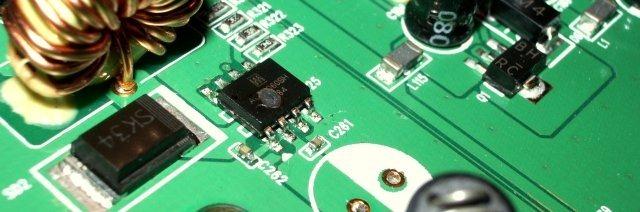 PCB del Router Edimax 7209