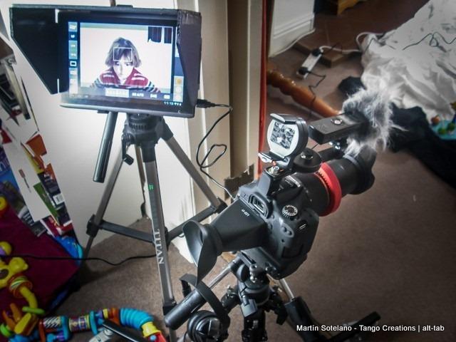 DIY DSLR Video Monitor
