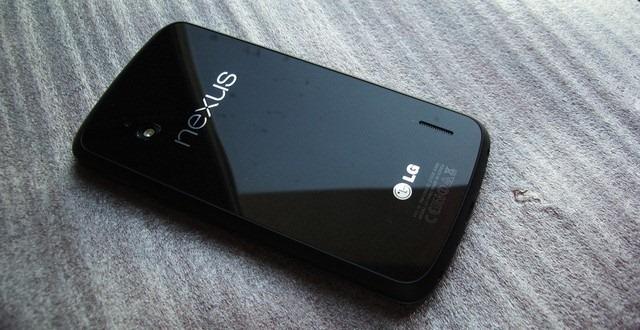 Análisis de Google LG Nexus 4