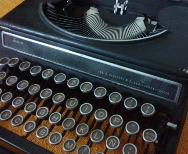 maquina-de-escribir-olivetti