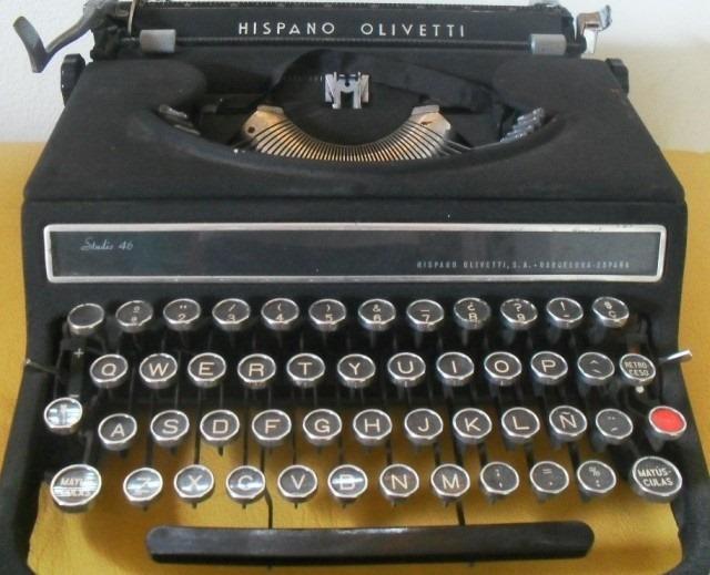 maquina-escribir-olivetti-hispano
