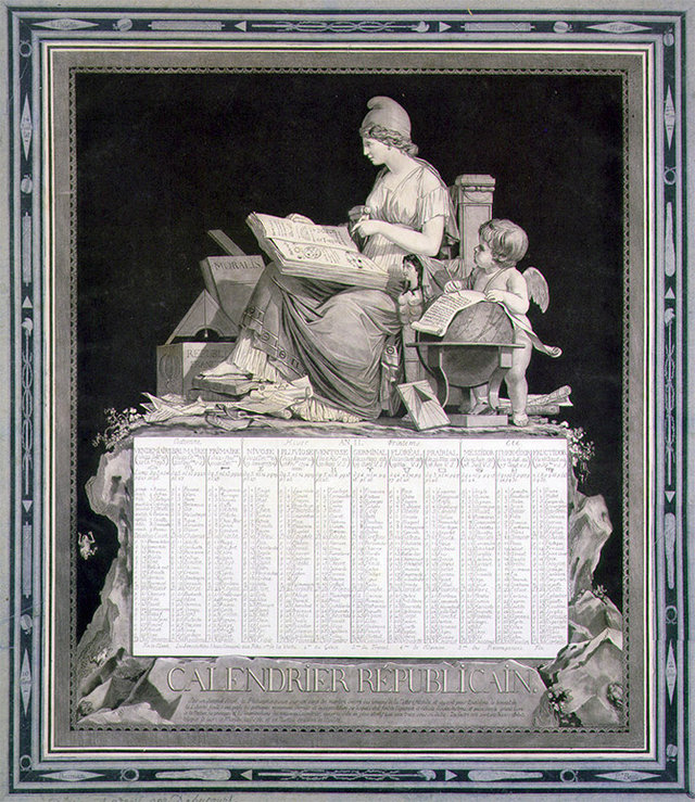calendario republicano frances