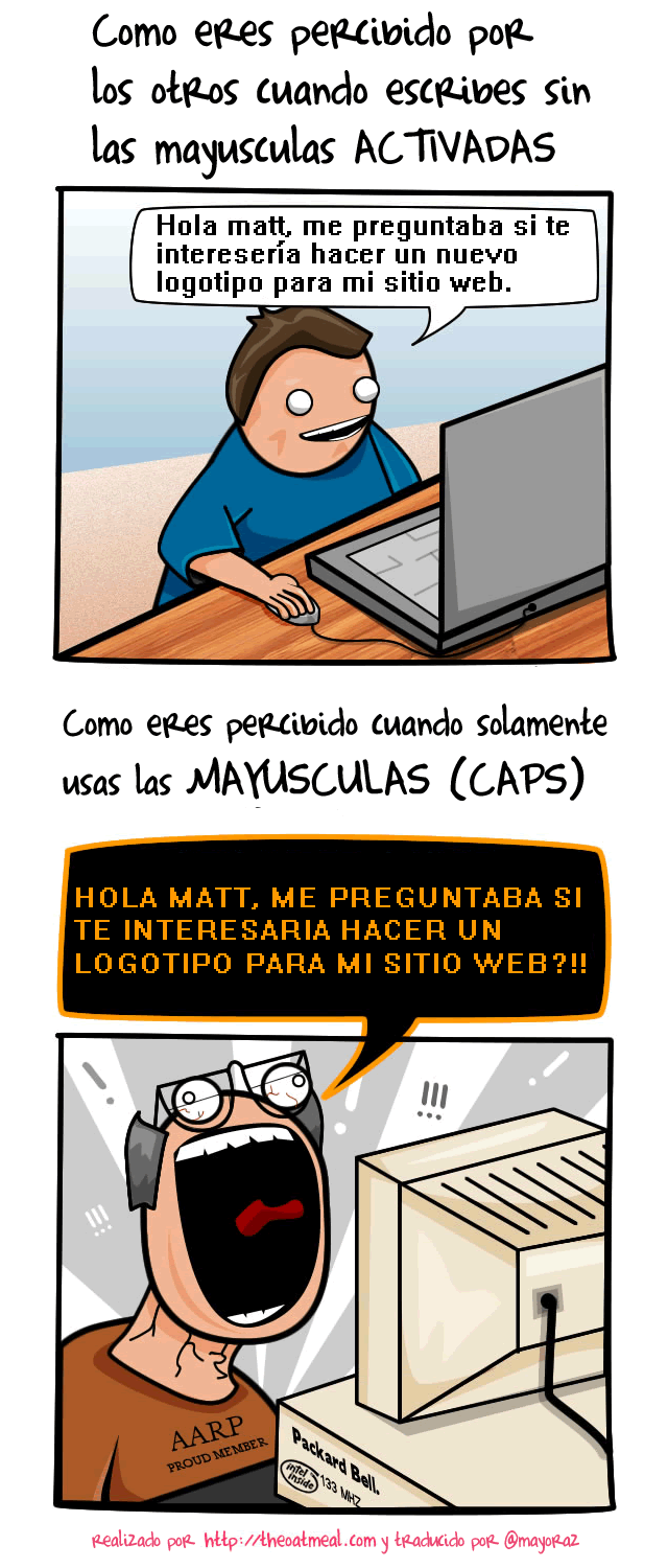 mayusculas-vs-escritura-normal