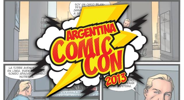 Argentina-Comiccon-2013