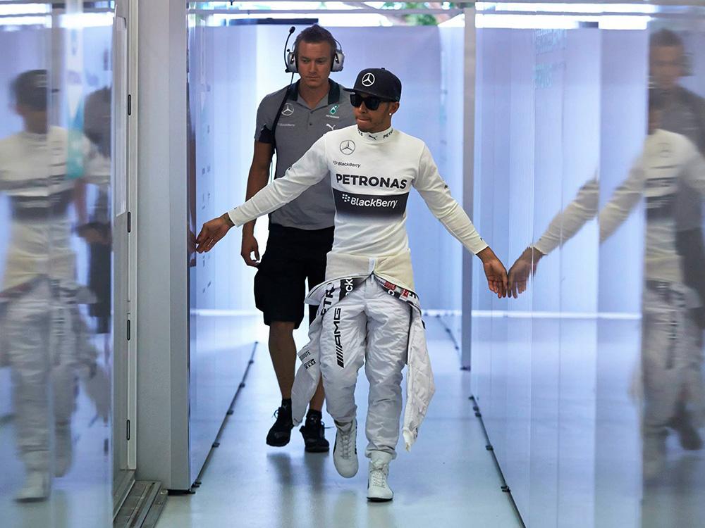 F1 2014 Hamilton