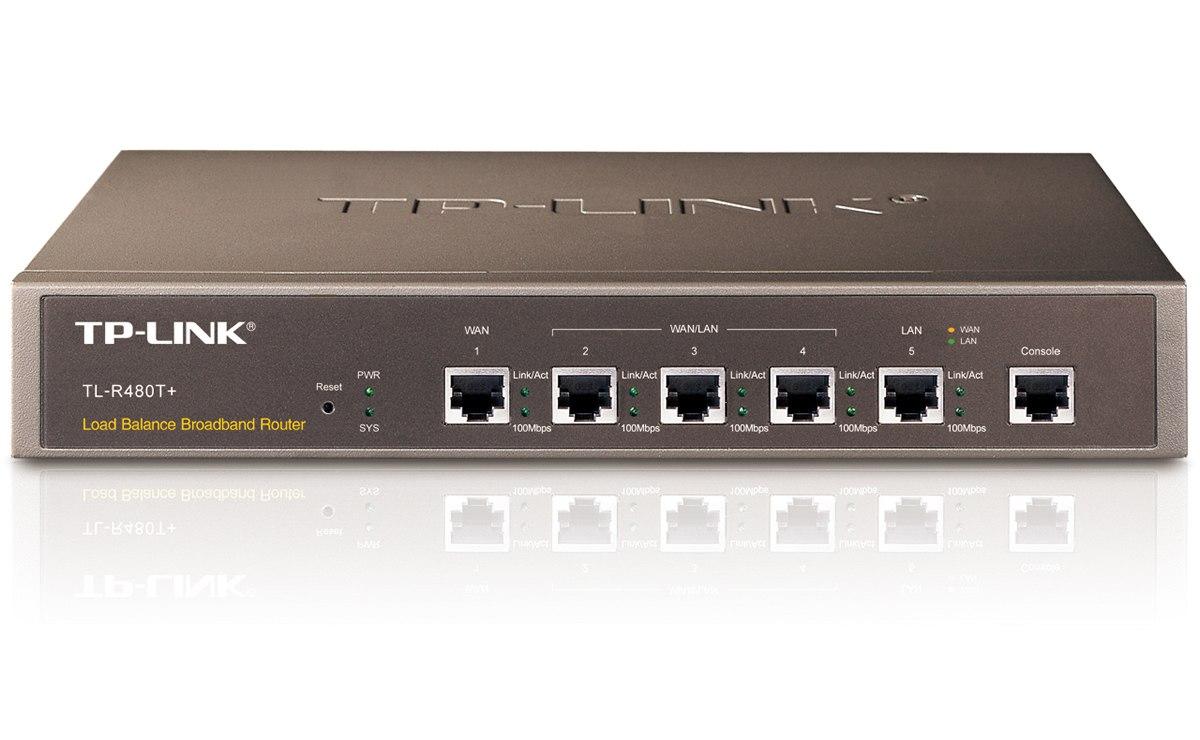 TP-LINK R480T plus