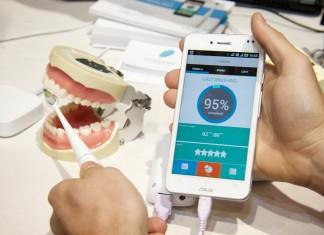 Kolibree, el cepillo de dientes conectado