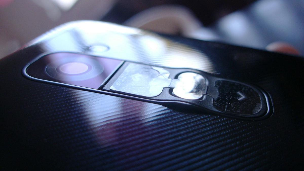 LG G2 Review Camara