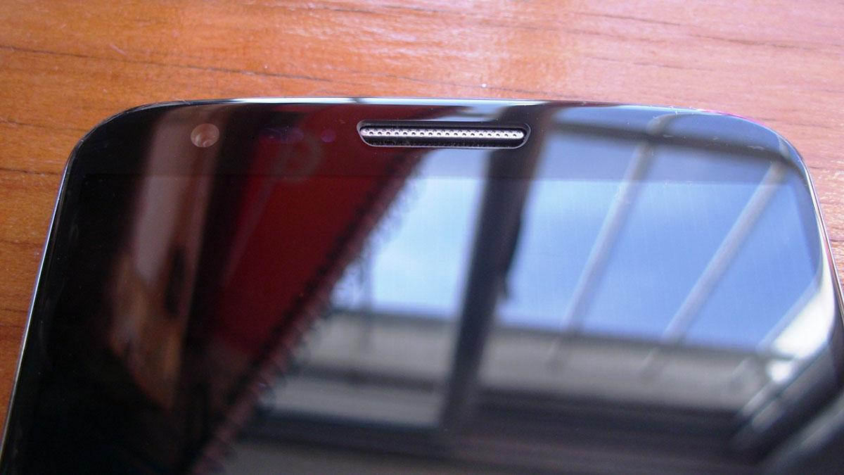 LG G2 Review Frente