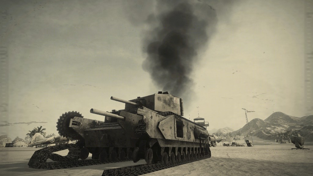 World of Tanks muerte