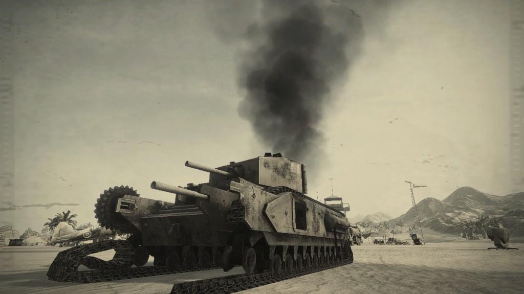 World of Tanks muerte