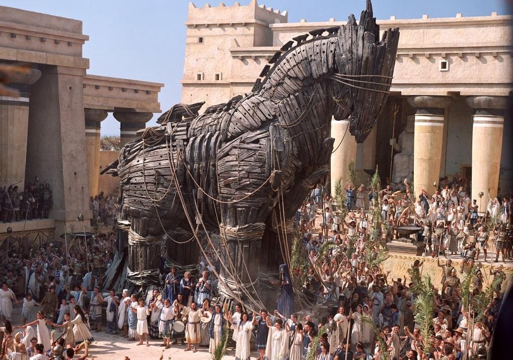 Caballo de Troya Odiseo