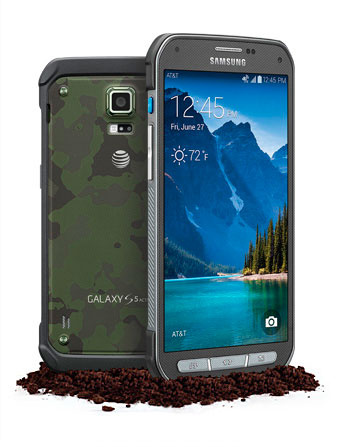 Samsung Galaxy S5 Active Camo