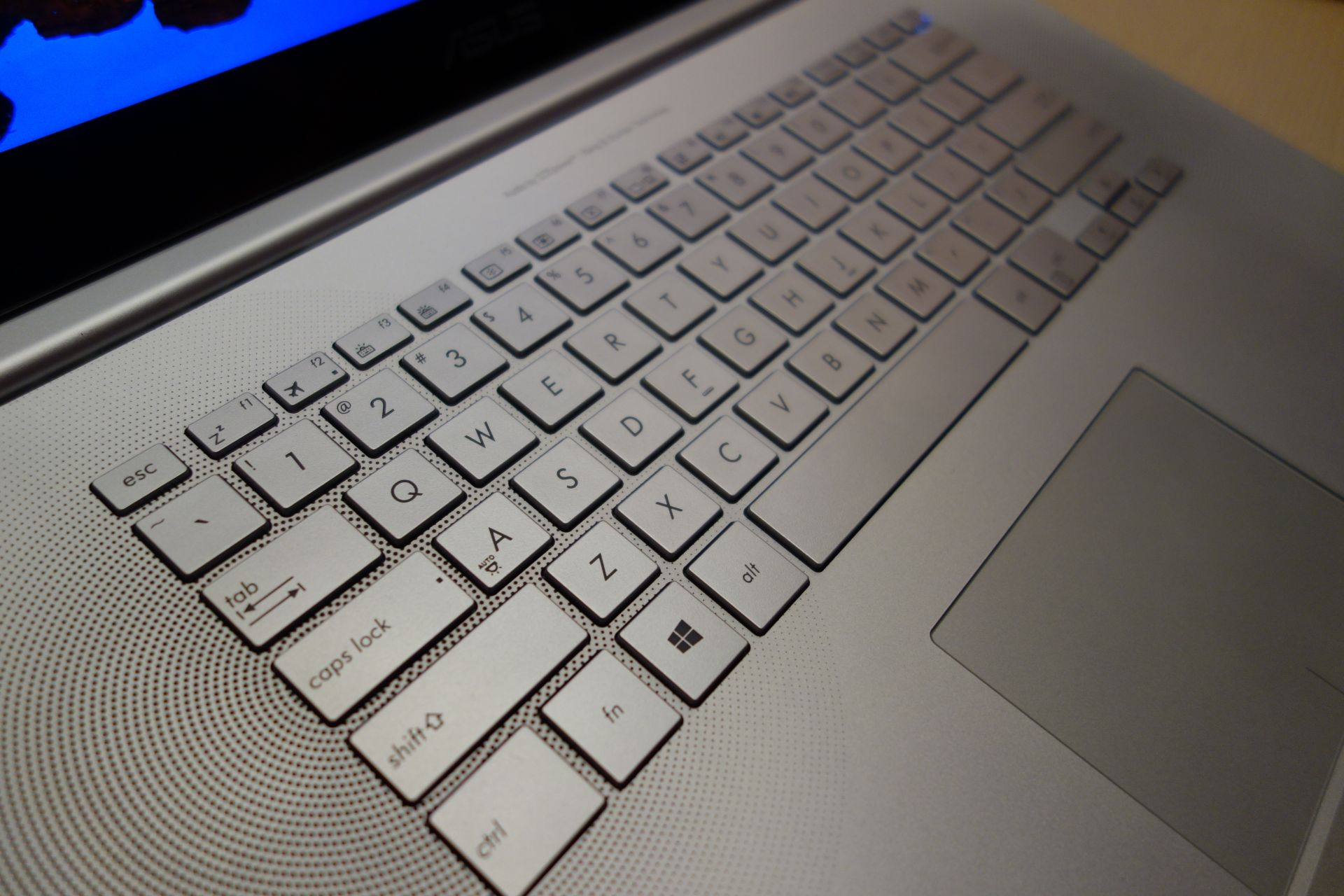 Teclado Asus Zenbook NX 500