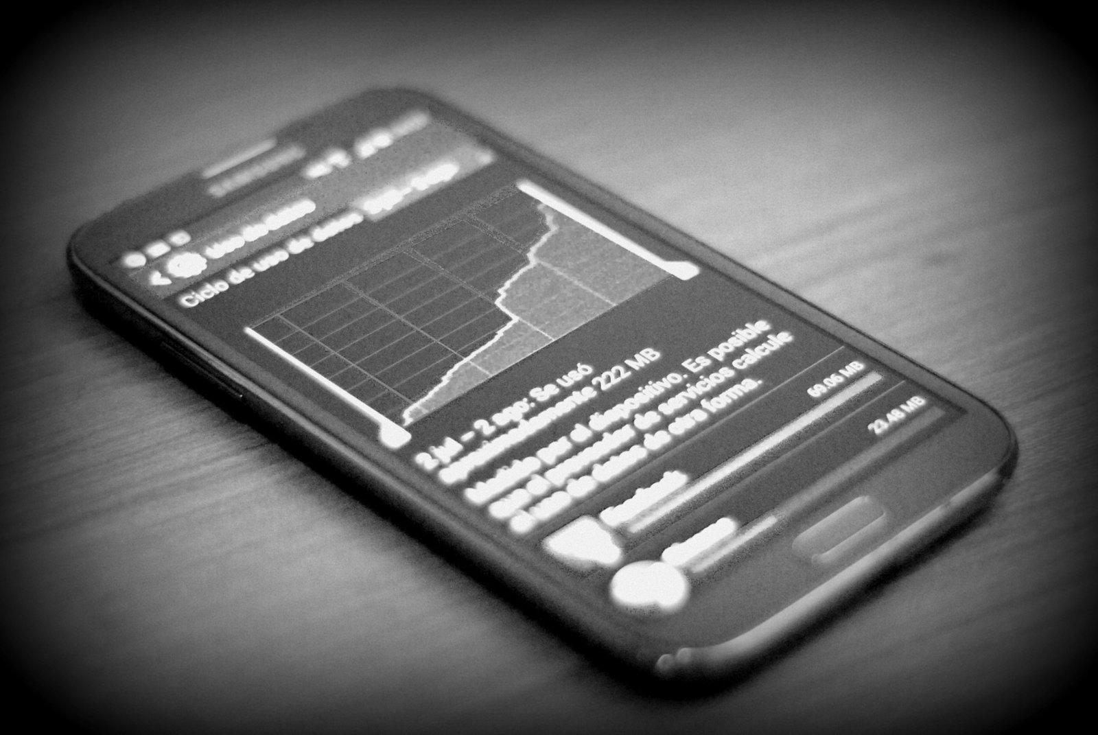 Consumo de redes móviles