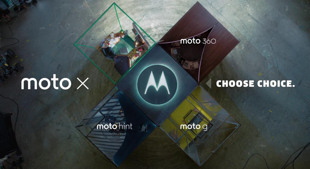 Nuevos Motorola