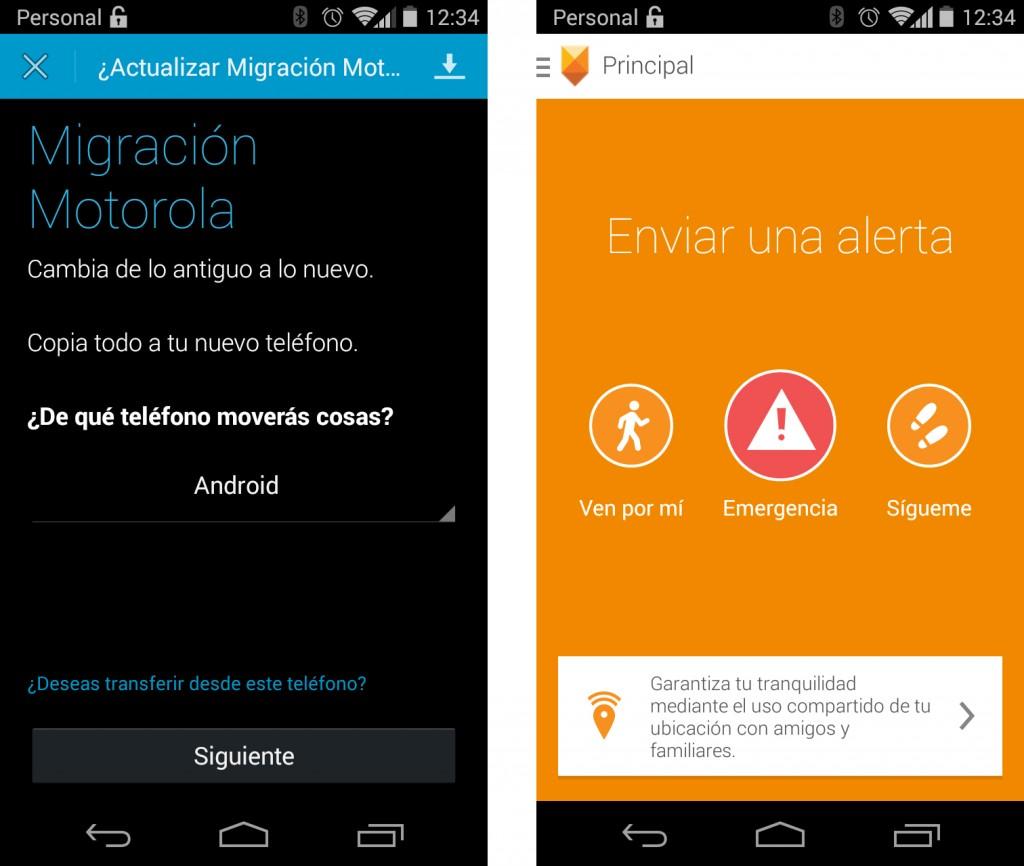 Motorola Alerta y Migración Motorola