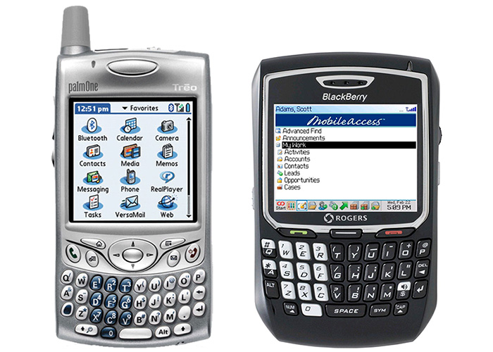First-Smartphones