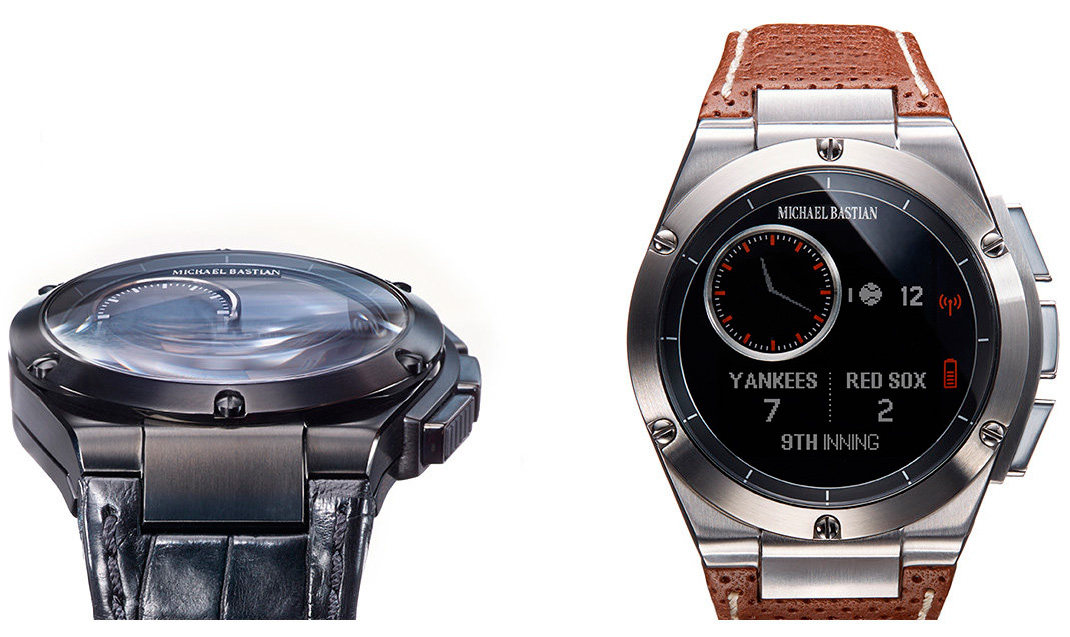 HP bastian smartwatch