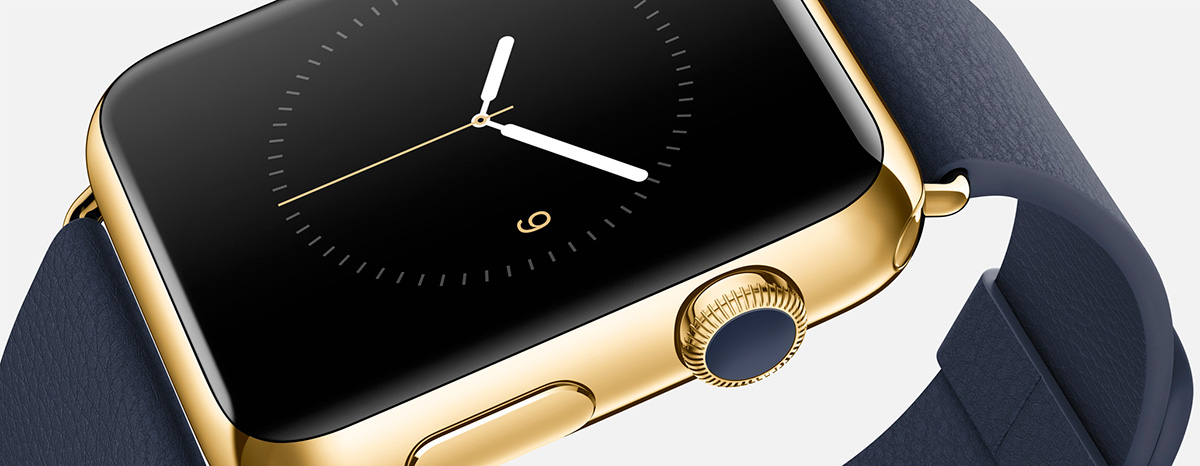 Apple Watch Gold Edition