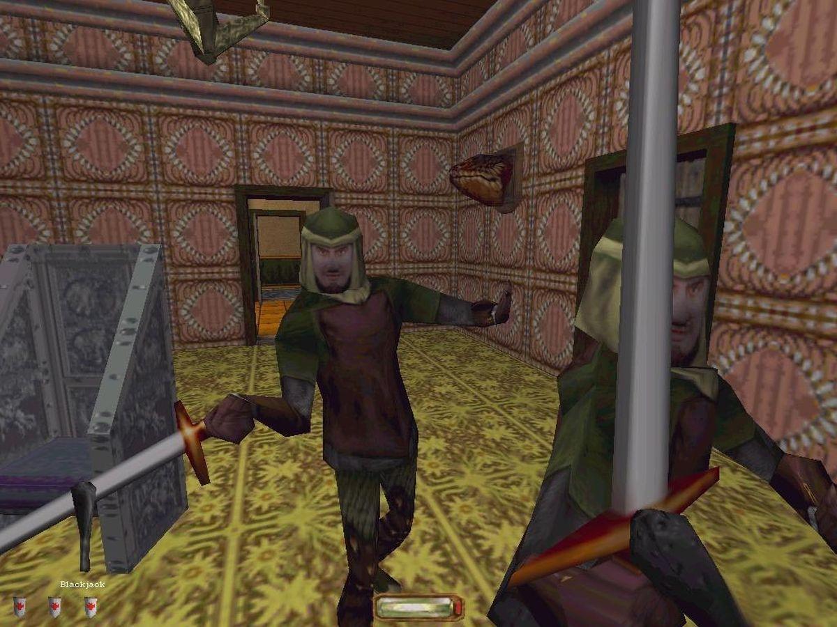 Antes. Imagen de Moby Games.