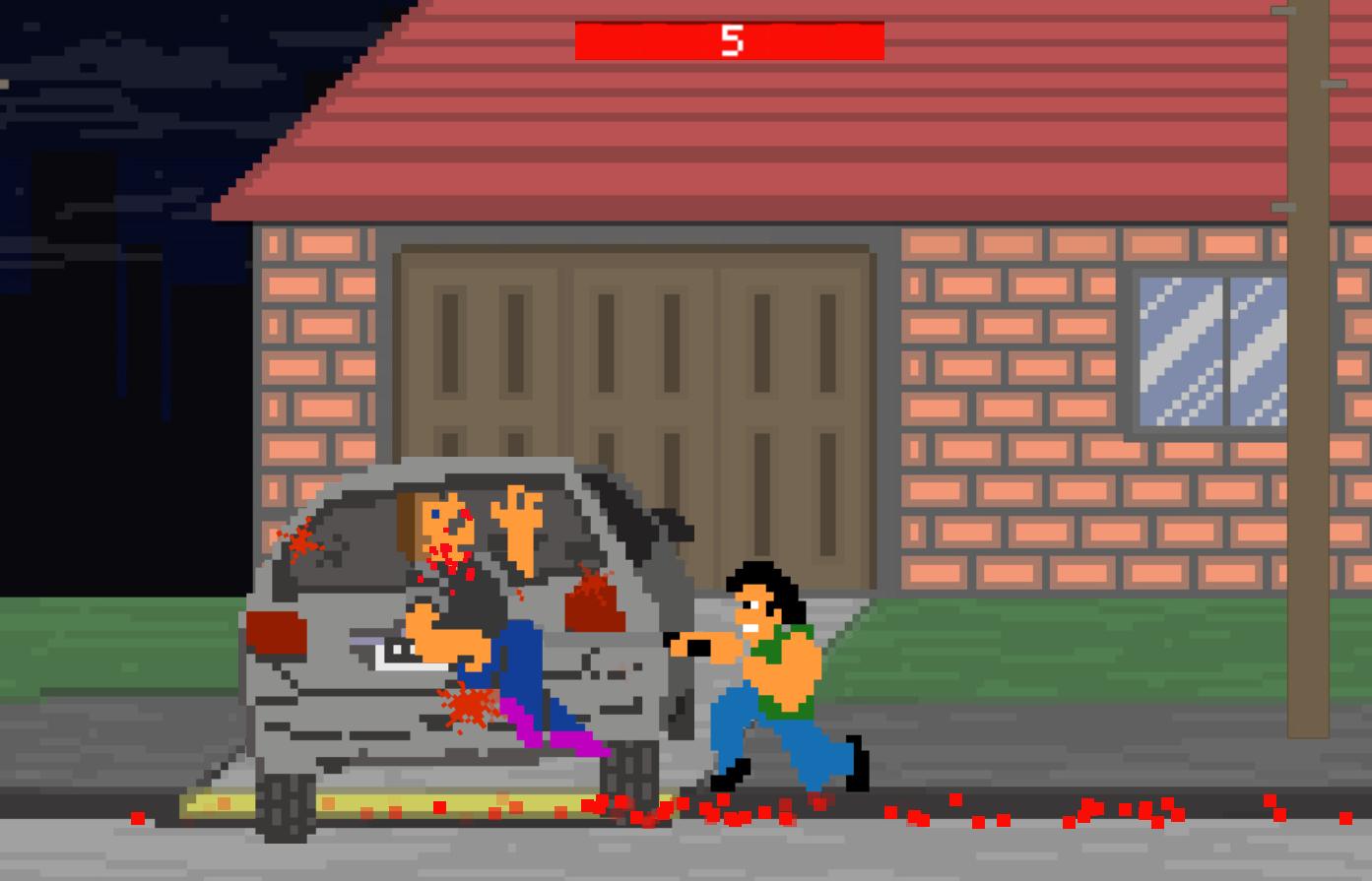 Keku Liao, el videojuego del samurai cordobé del que habla hasta tu vieja